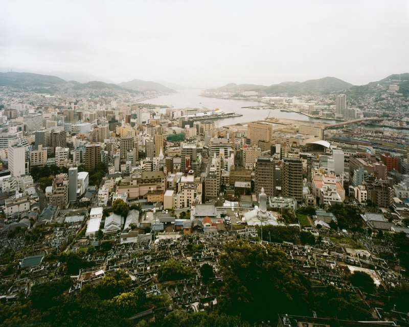 Nagasaki I, 2008                              From the series Cities