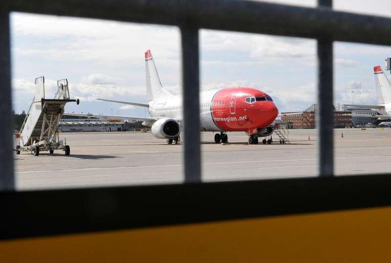 Norwegian Airplanes