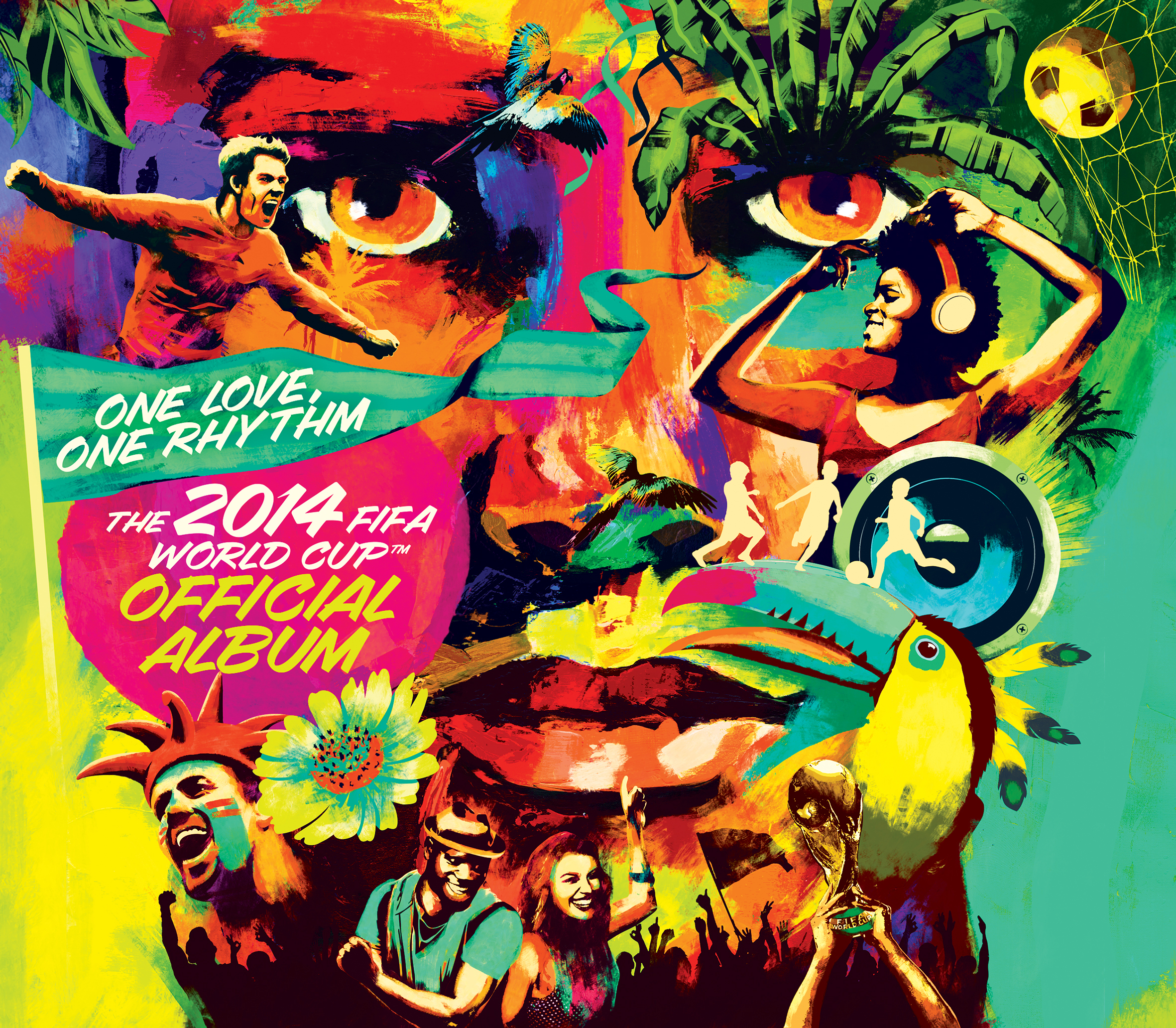 World Cup official CD