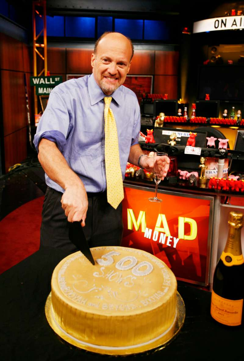 Jim Cramer on the  500th Episode  of /CNBC'S  MAD MONEY.