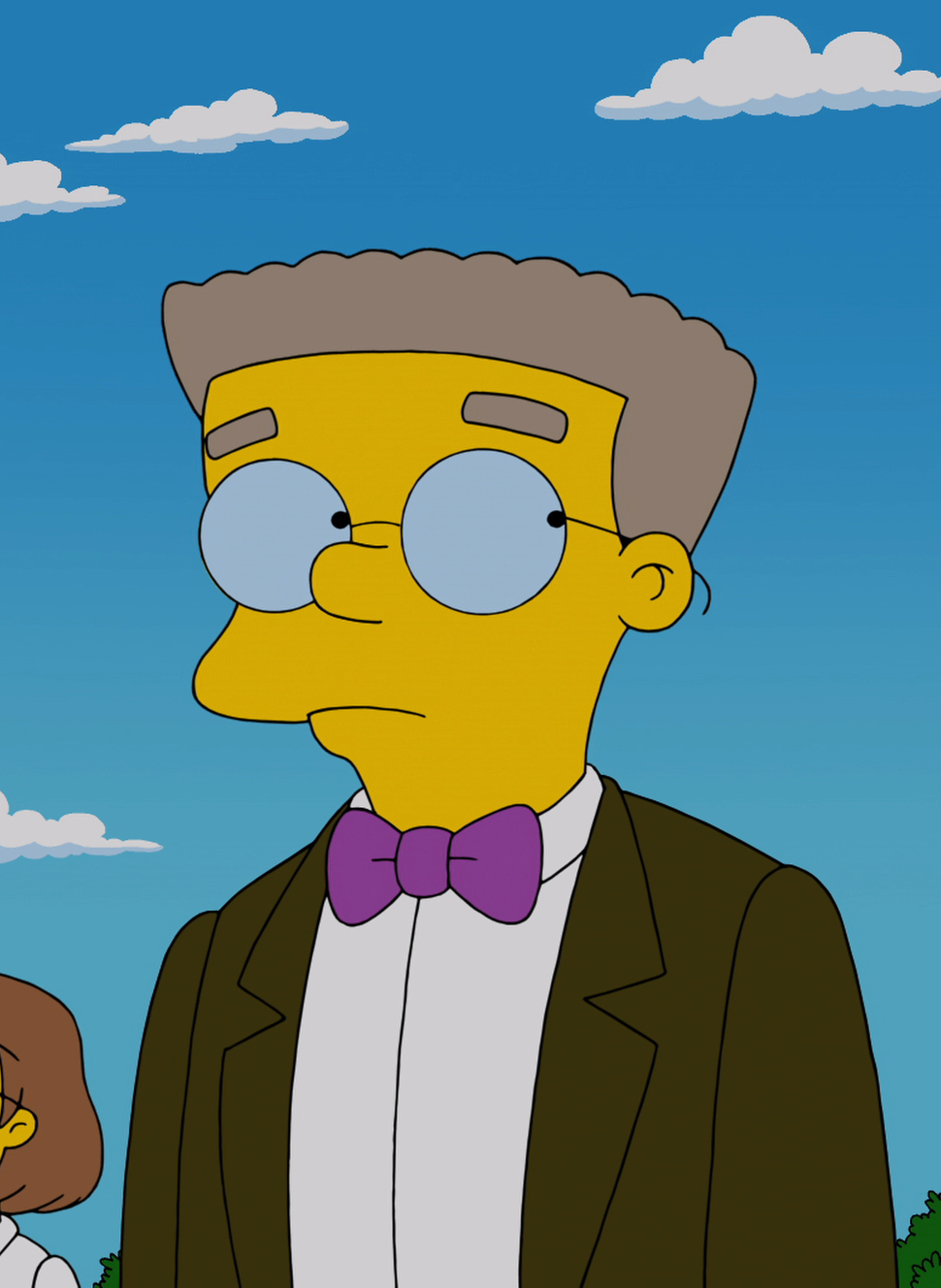 Smithers on THE SIMPSONS