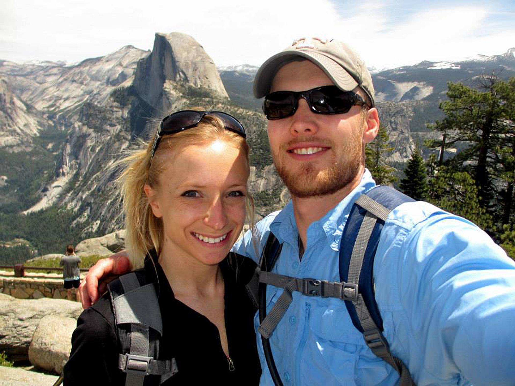 Jeffrey and Rachel Carr