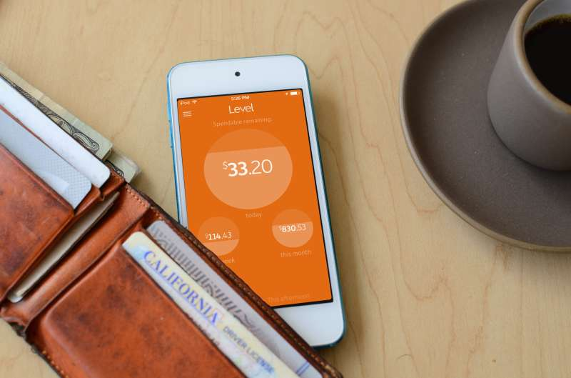 The Level Money app can help you make sure you don't blow your budget.