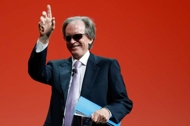 Bill Gross, co-founder and chief investment officer of Pacific Investment Management Company (PIMCO).