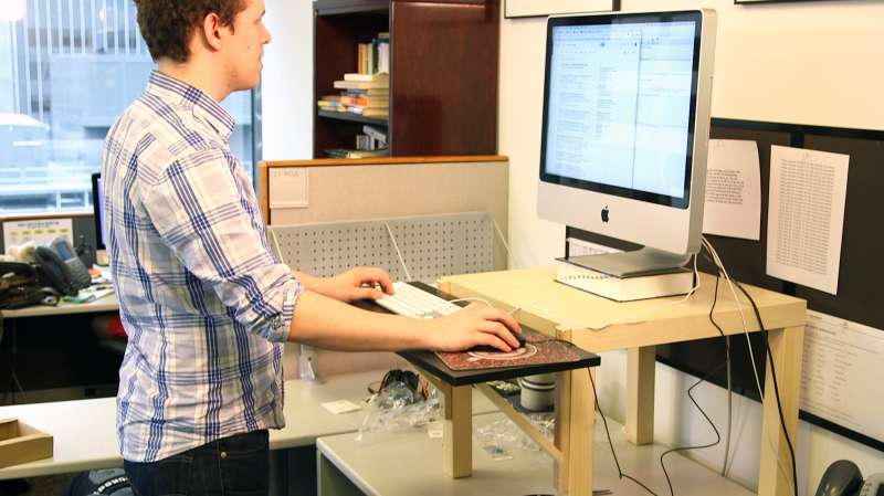 Build Your Own Standing Desk For 22, Building Your Own Desk