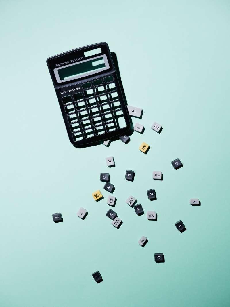 calculator missing keys