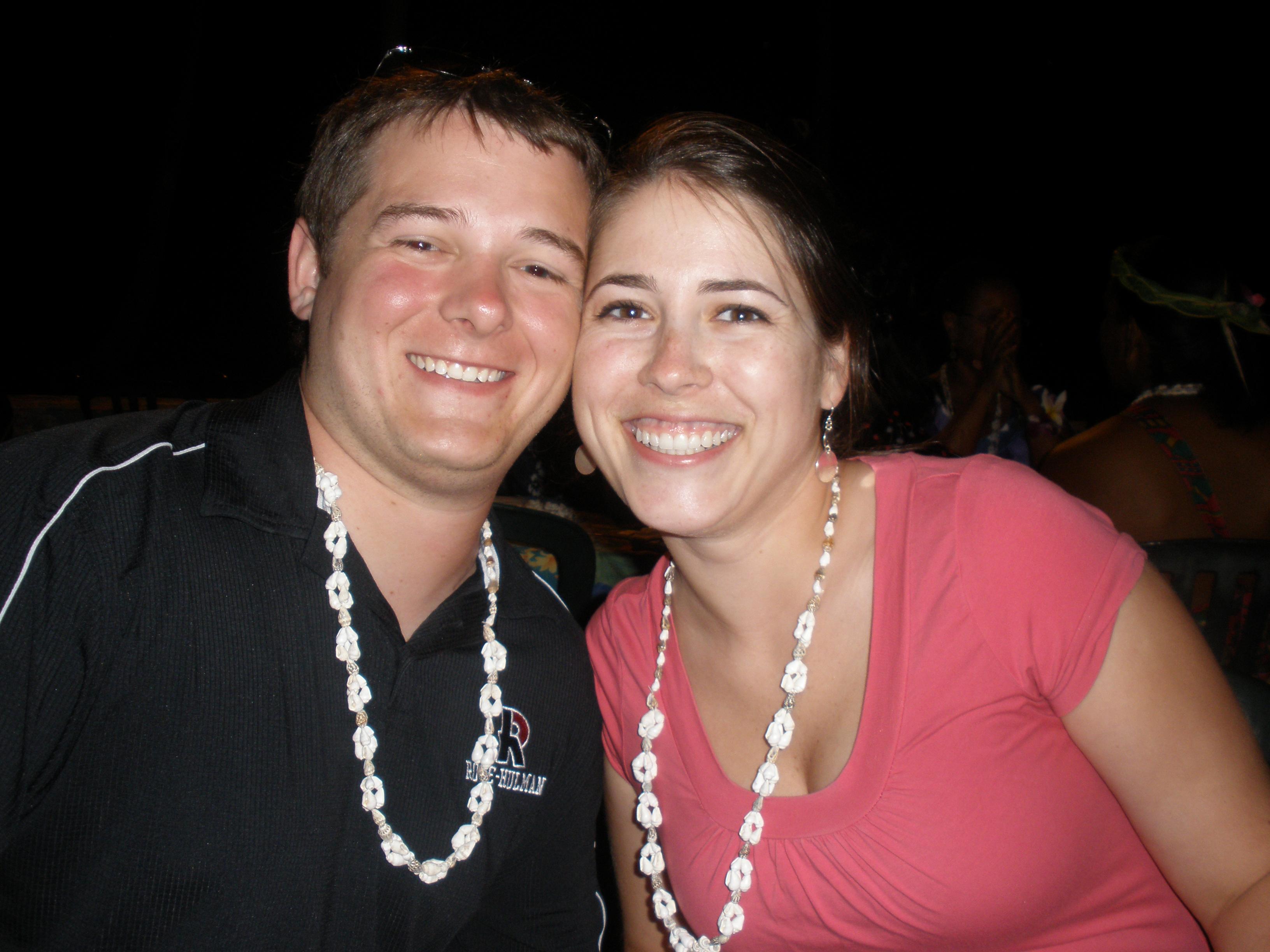 Greg and Jesseca Lyons
