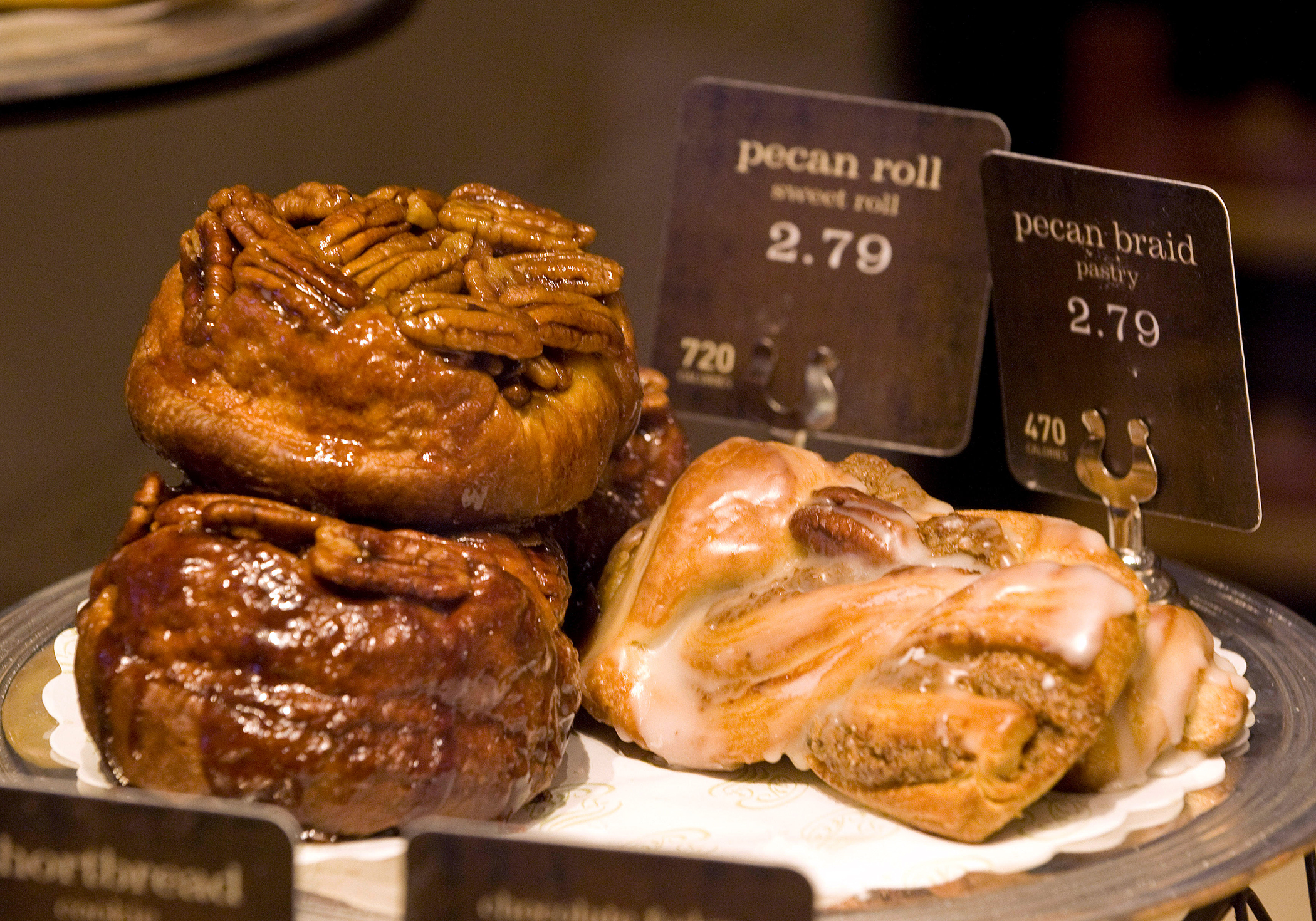 Panera bakery items