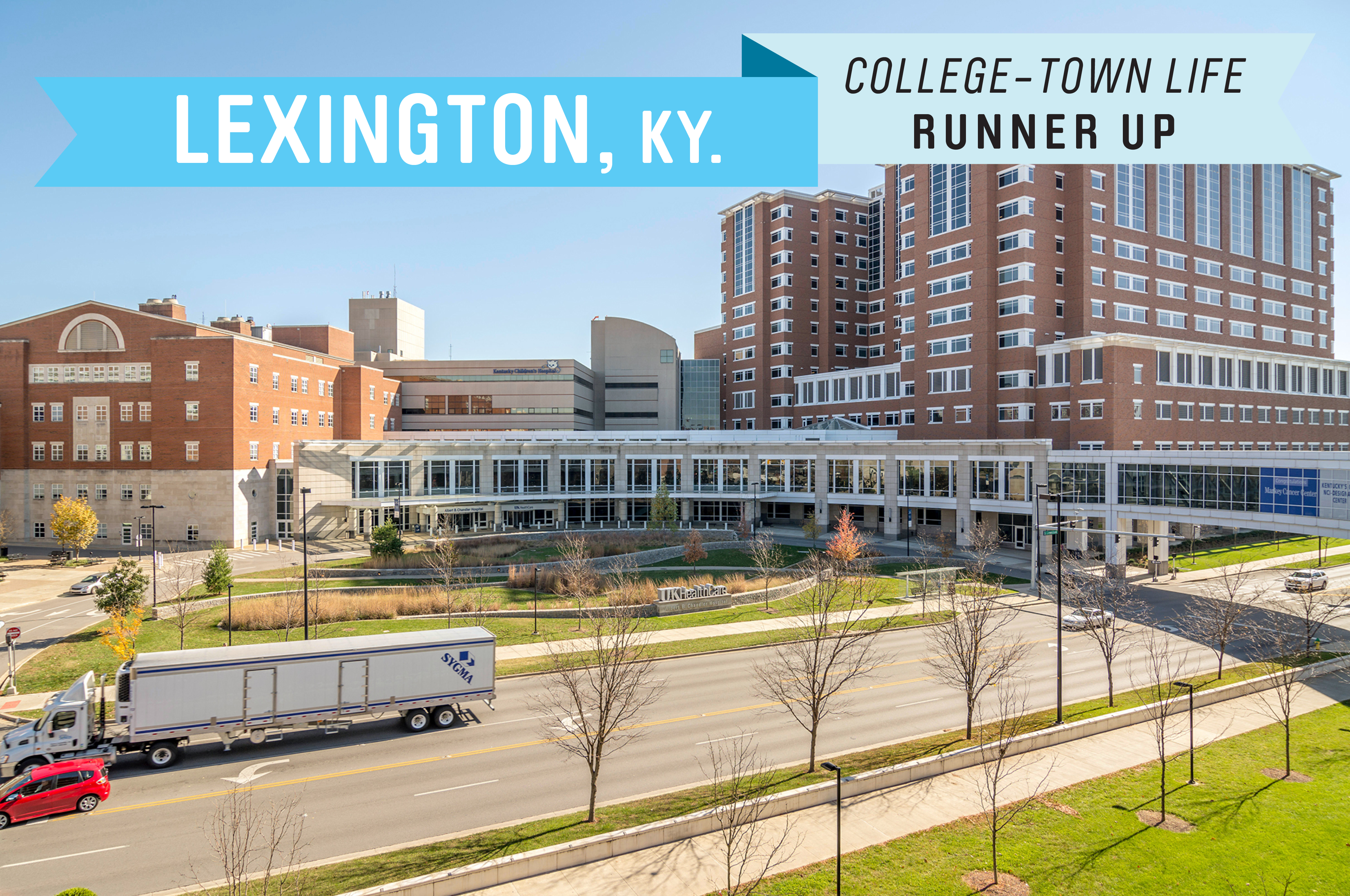 The University of Kentucky offers two free programs to older adults: The Donovan Fellowship, which lets people 65+ take university courses for free; and a life-long learning institute for people 50+ that features classes, seminars and day trips for about $20 each. The median home price: $142,000.