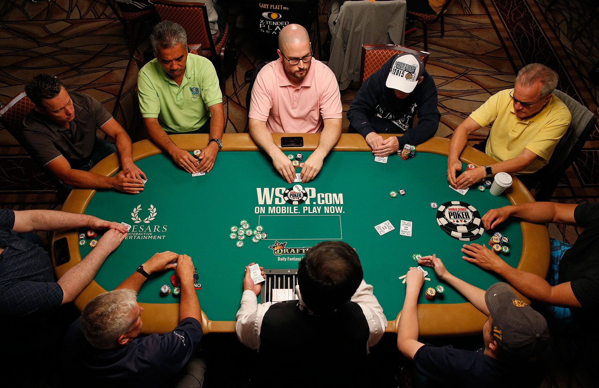 World Series of Poker: 6 Life (and Money) Lessons I Learned At the Poker  Table | Money