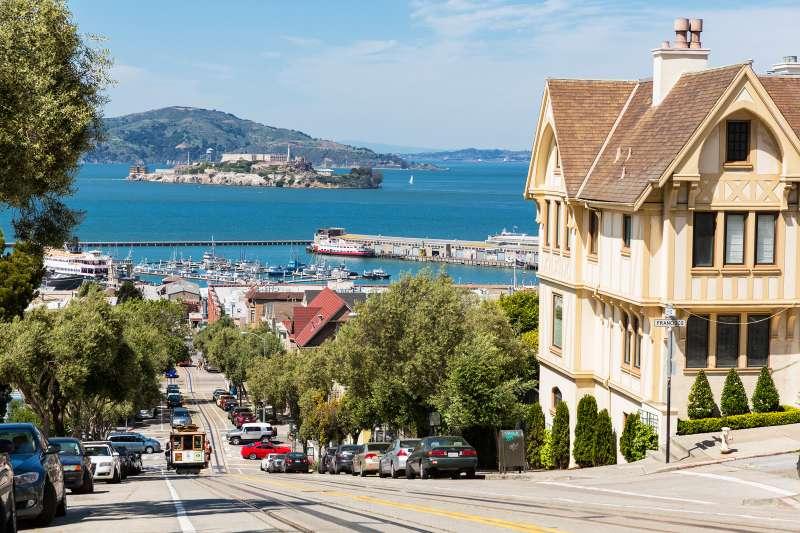 Hyde Street, San Francisco, California