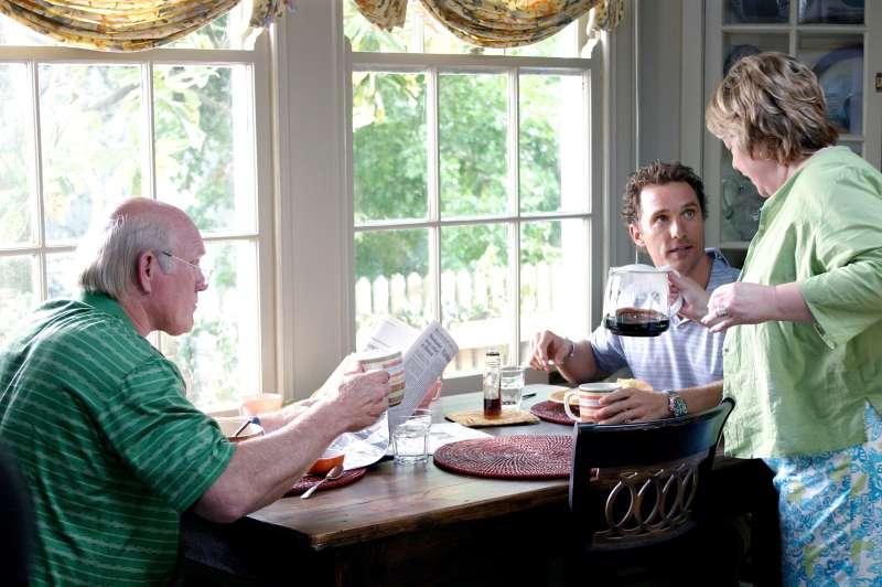 Matthew McConaughey in FAILURE TO LAUNCH