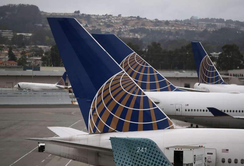 United Airlines Grounds All Flights Worldwide After Computer Glitch