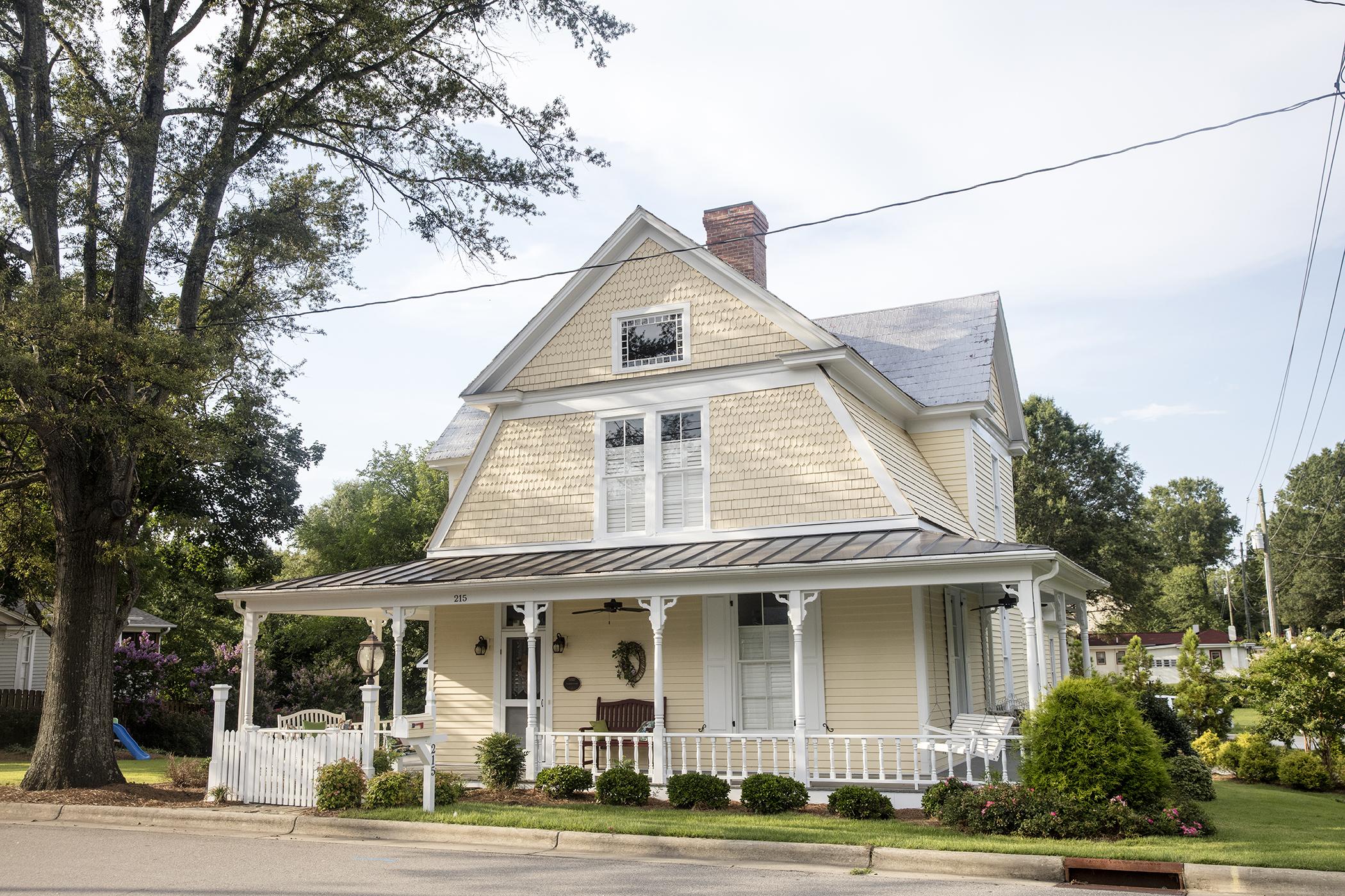 A home in Apex, NC