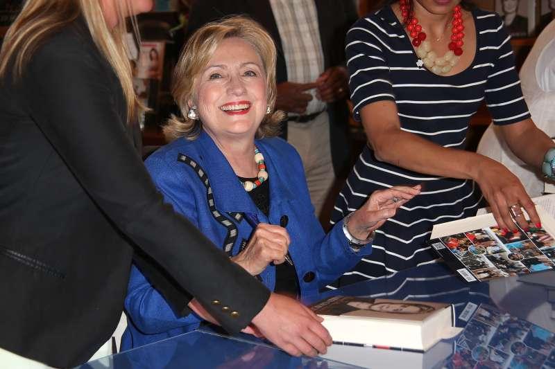 Hillary-Clinton-Hamptons