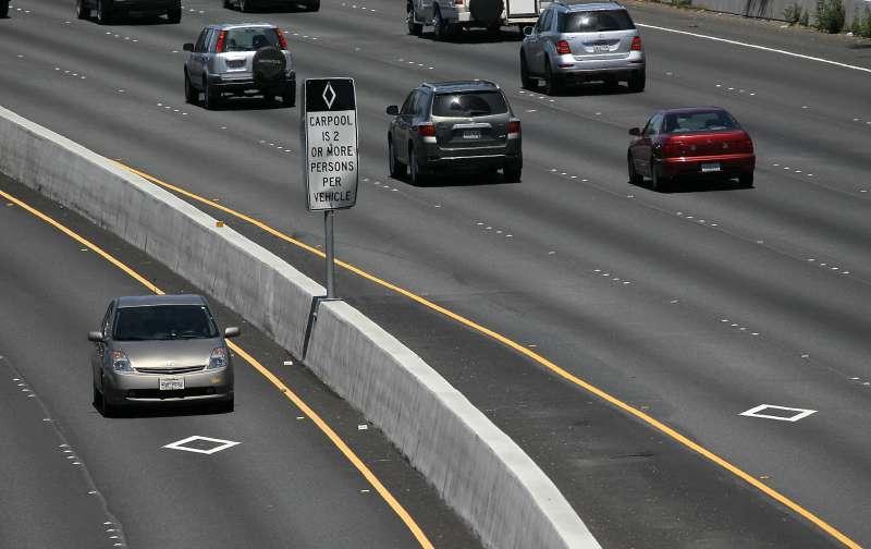 Carpool Lane Fraud