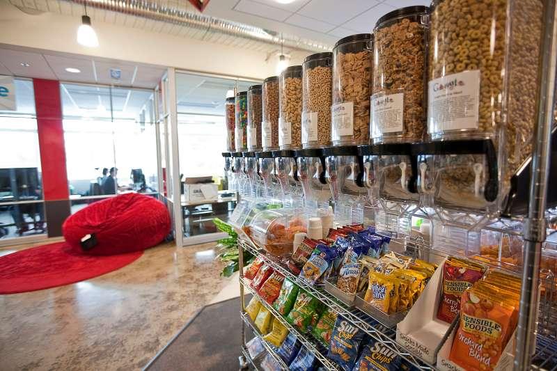google-snack-bar