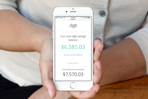 New App Adds Money to Your Savings Account Behind Your Back