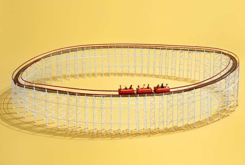 boring rollercoaster ride