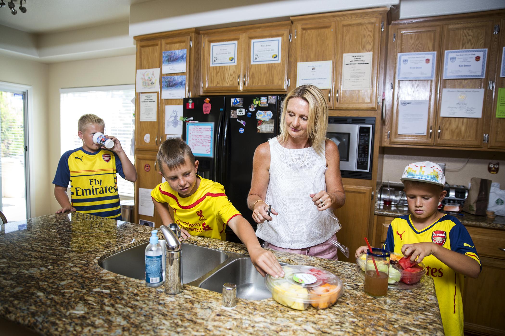 Soccer Family