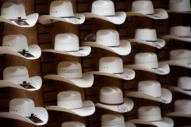 Stetson Hat Manufacturing At The Hatco Production Facility Ahead Of Factory Orders Figures