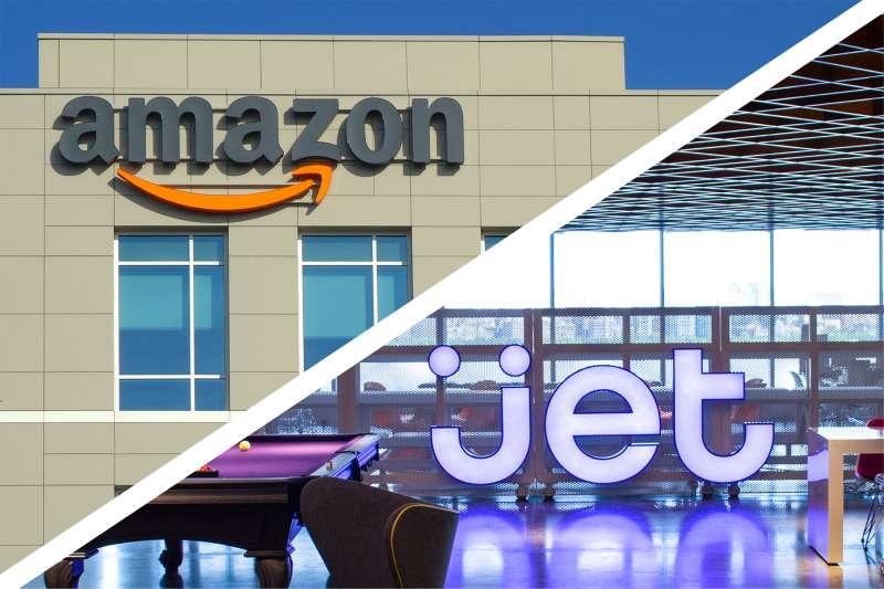 Amazon and Jet