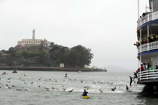 Triathletes Aren't Happy It'll Now Cost $750 to 'Escape' from Alcatraz
