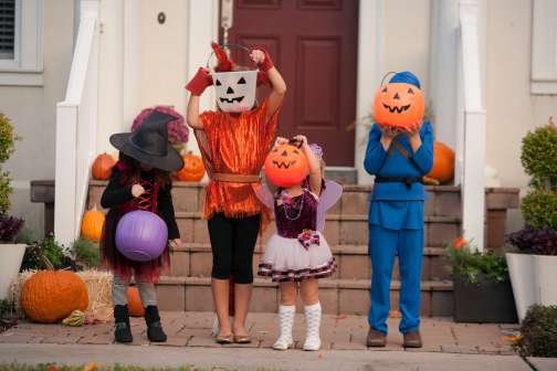Target Made a Halloween App to Find the Best Houses for Trick or Treating