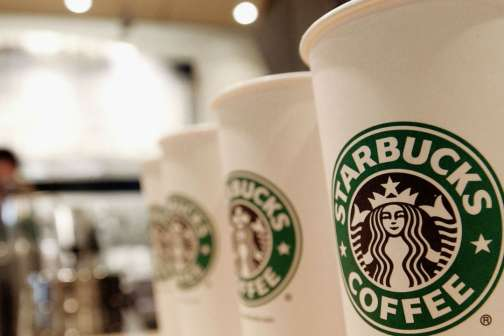 Starbucks Now Delivers, but Only to One Building