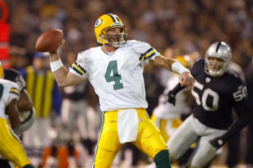 Draft Brett Favre to Talk About End-of-Life Plans Over Thanksgiving