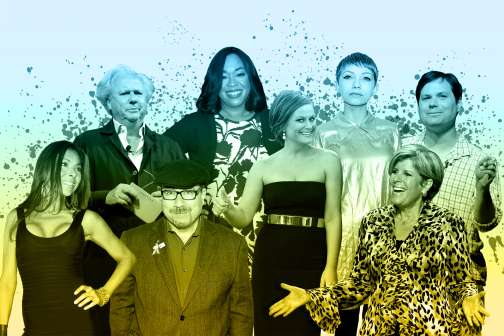 Money Advice from Amy Poehler, Shonda Rhimes, and More