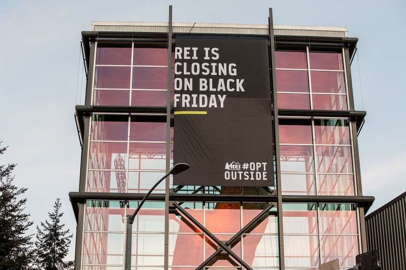REI Closing Its Doors On Black Friday - Invites Nation To OptOutside