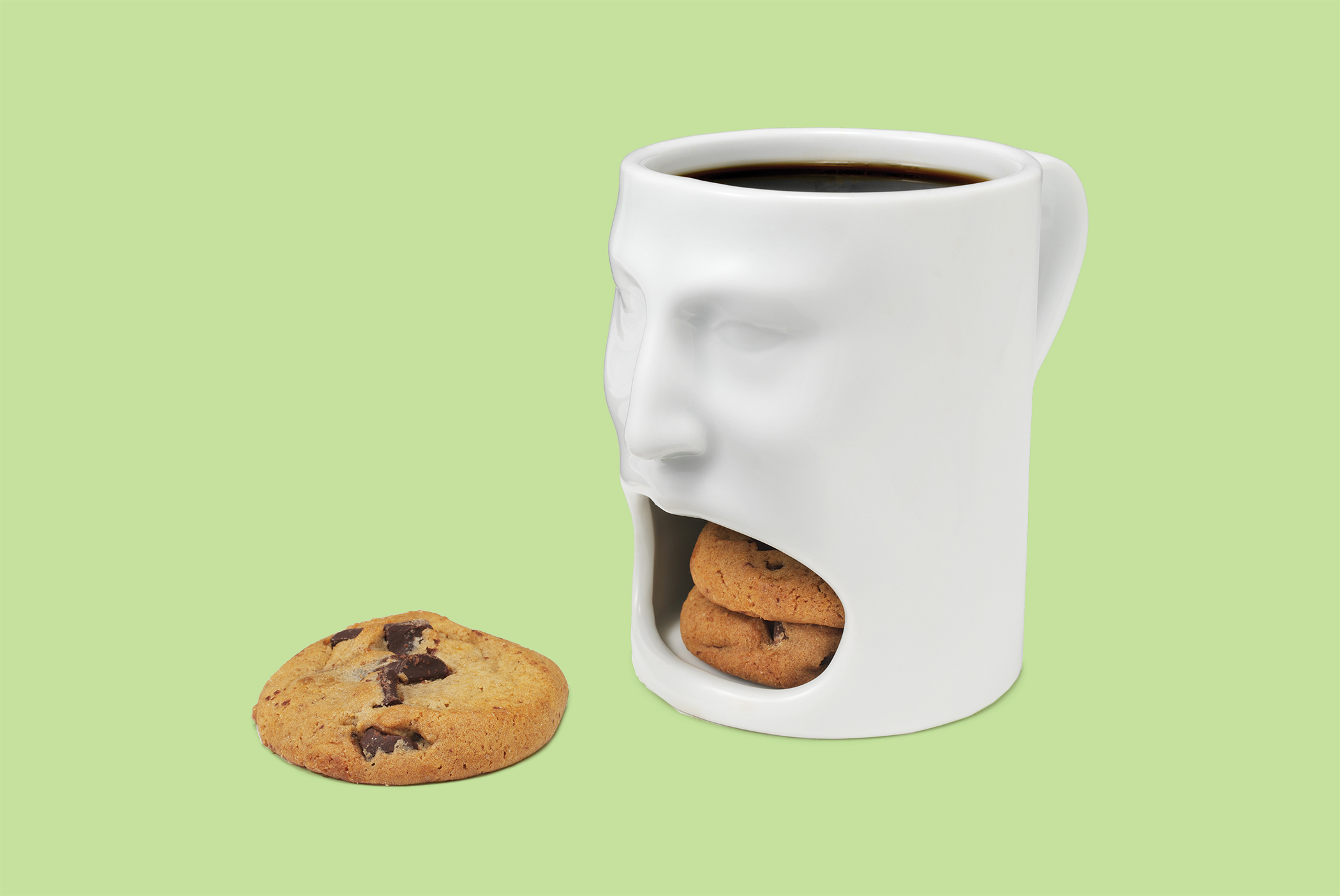 Face Mug from UncommonGoods