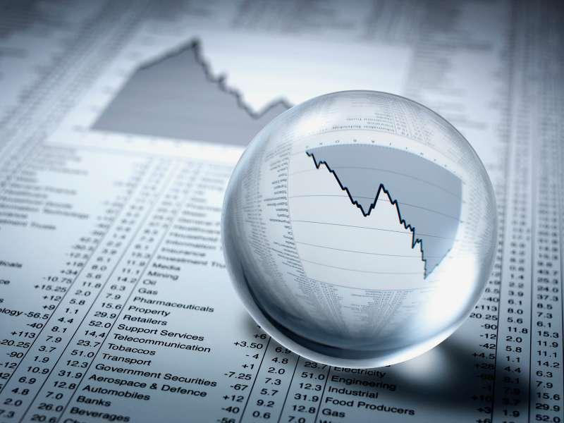 Financial crystal ball