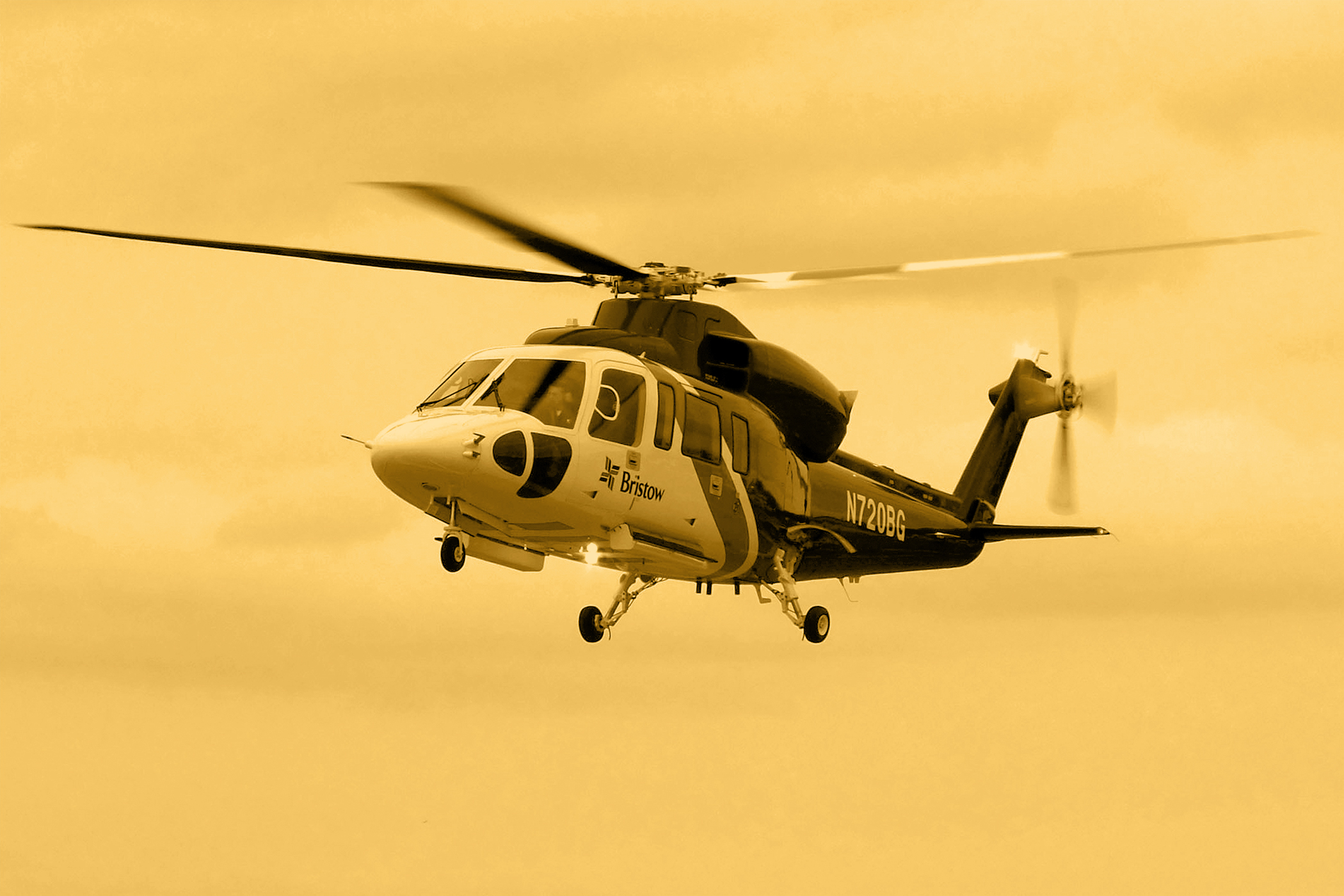 In December 2013, Sikorsky Aircraft Corp. delivered its first fully configured S-76D(TM) helicopter, the latest in the long and highly successful Sikorsky S-76(TM) commercial aircraft family, to the Bristow Group Inc.