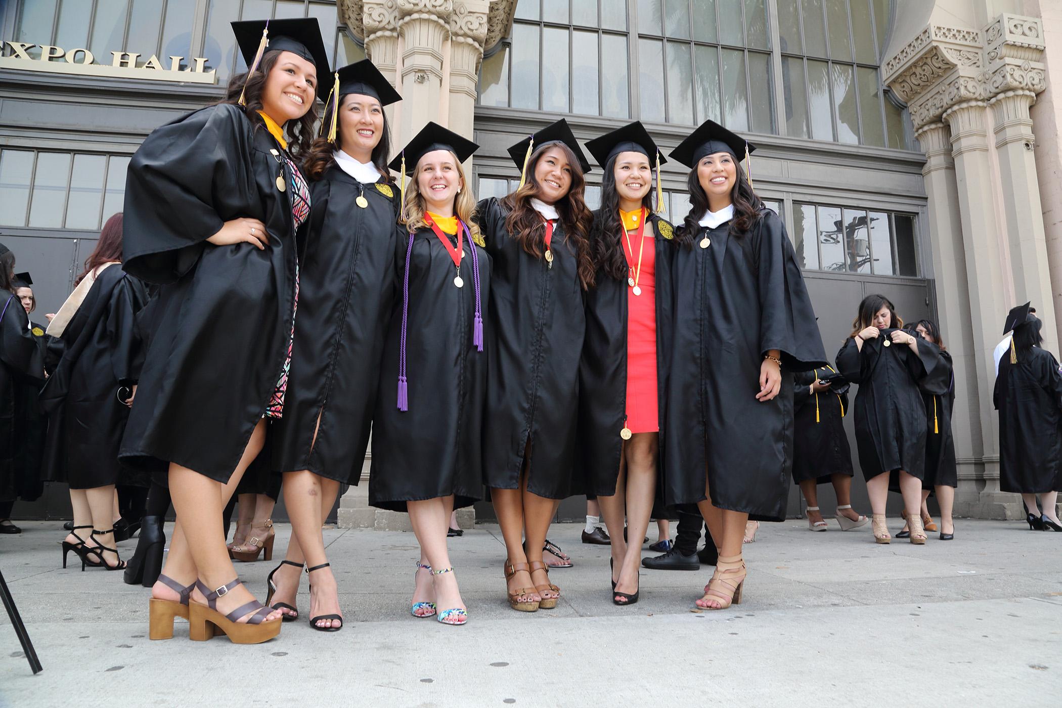 Graduates of Mount Saint Mary's College