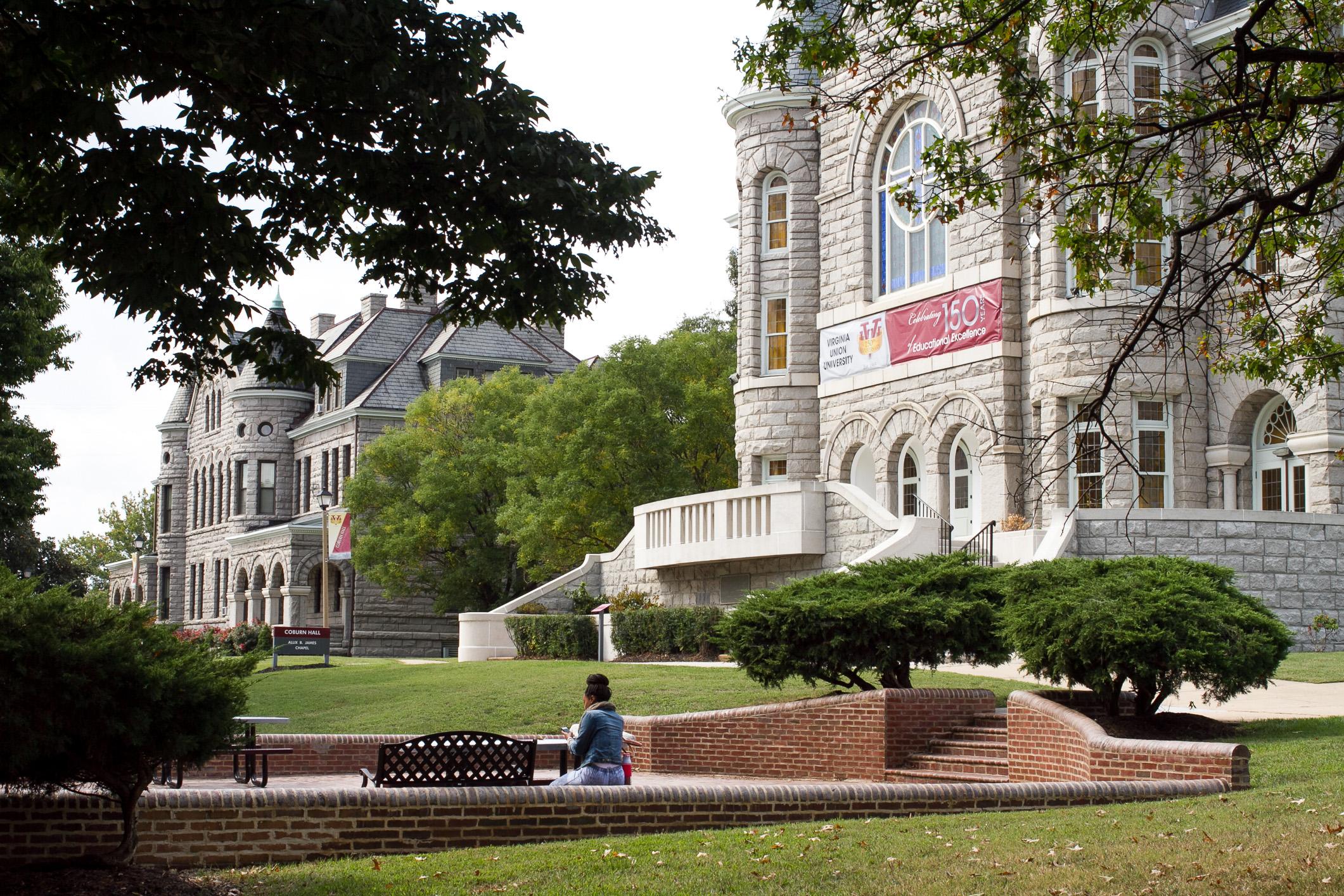 Student at Virginia Union University