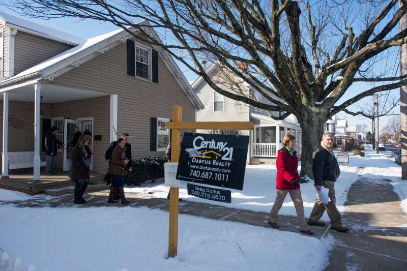 Ride-Along With A Realtor As U.S. Housing Market Looks To Rebound in 2015