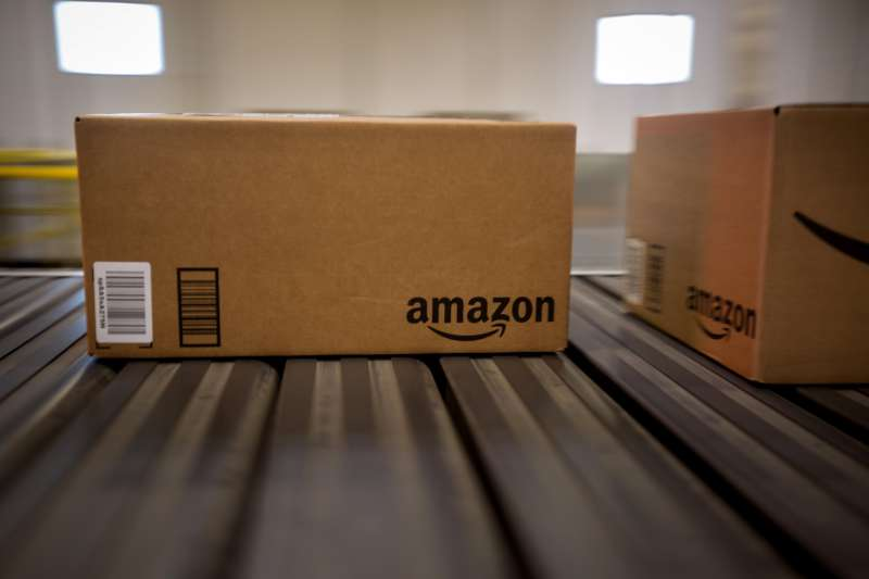 Operations Inside An Amazon.com Inc. Fulfillment Center On Cyber Monday