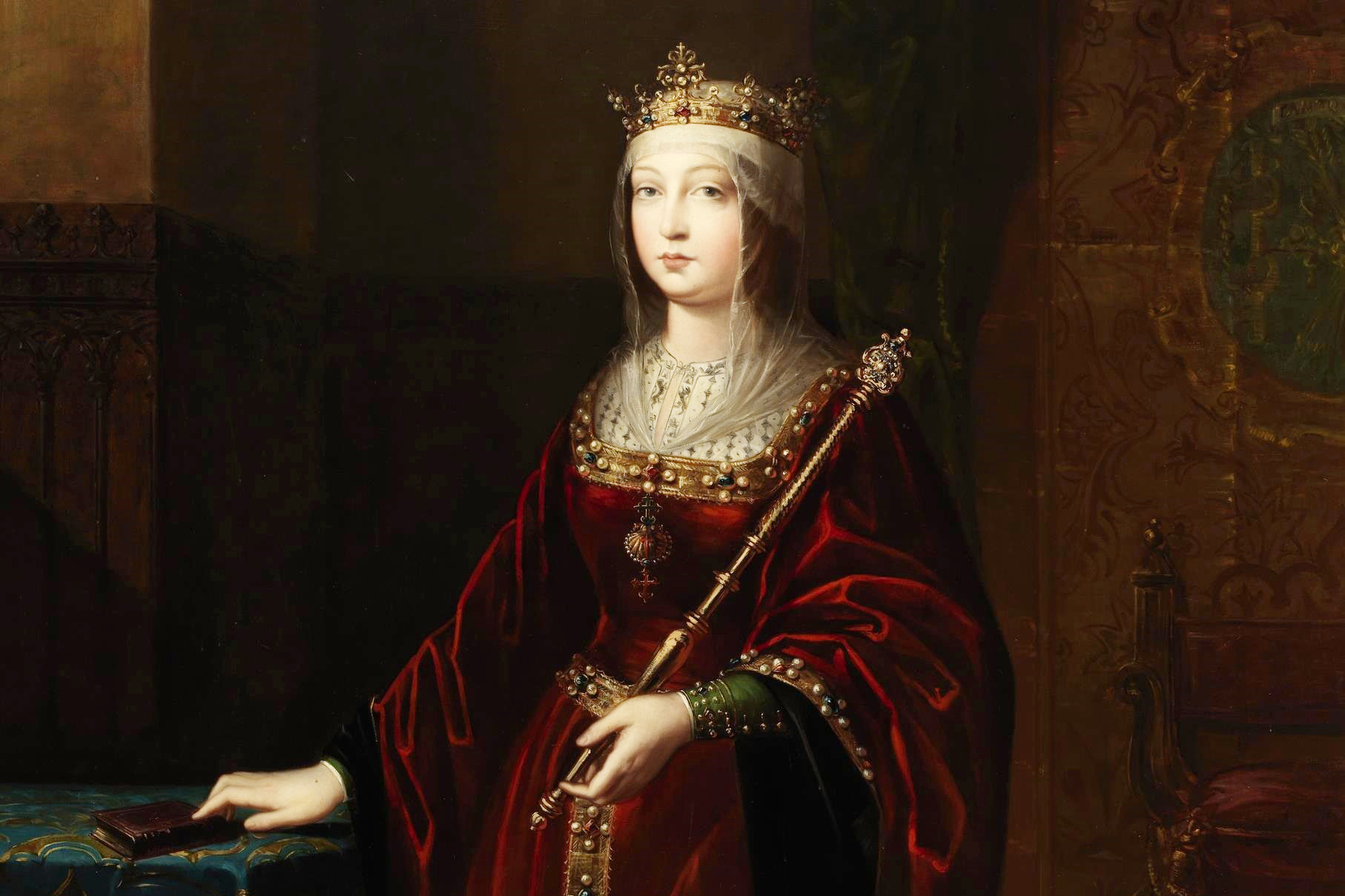 Isabella I (1451-1504) Queen of Castile