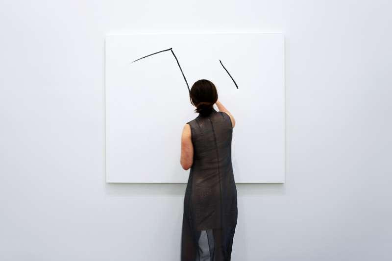 Installation view, Sarah Meyohas at 303 Gallery, New York, January 13, 2016.