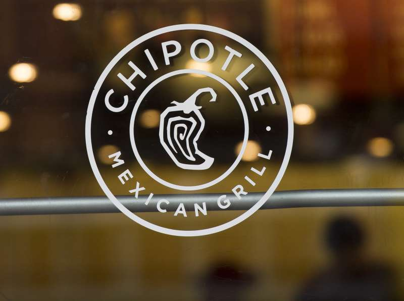 A Chipotle Mexican Grill restaurant is seen in Washington, DC, December 22, 2015.
