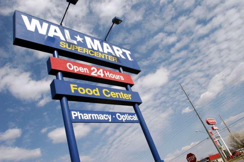 Wal-Mart Closing Leaving Nothing