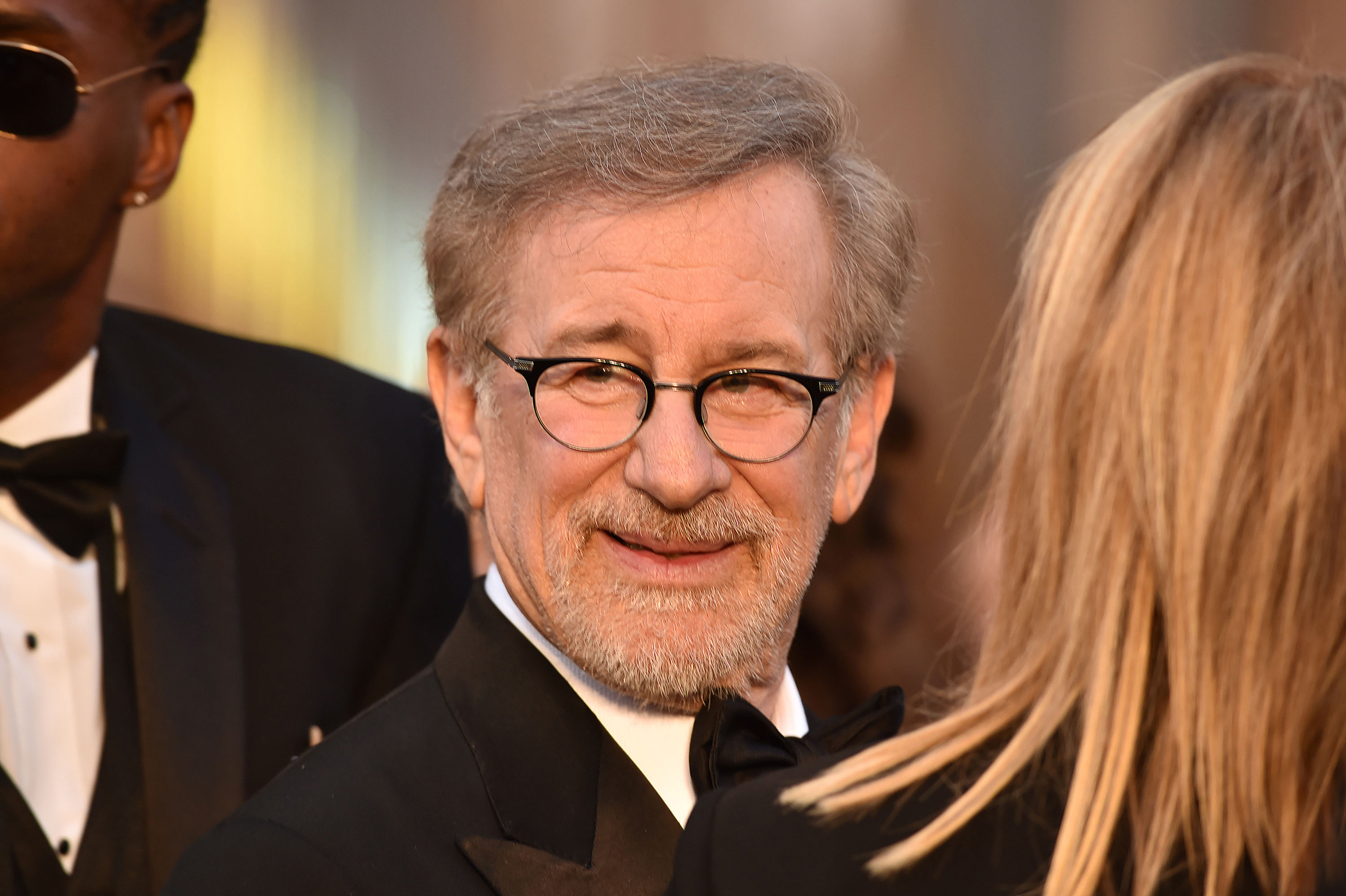 Director Steven Spielberg attends the 88th Annual Academy Awards at Hollywood & Highland Center on February 28, 2016 in Hollywood, California.