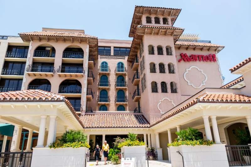 East Atlantic Avenue DelRay Beach Florida Marriott