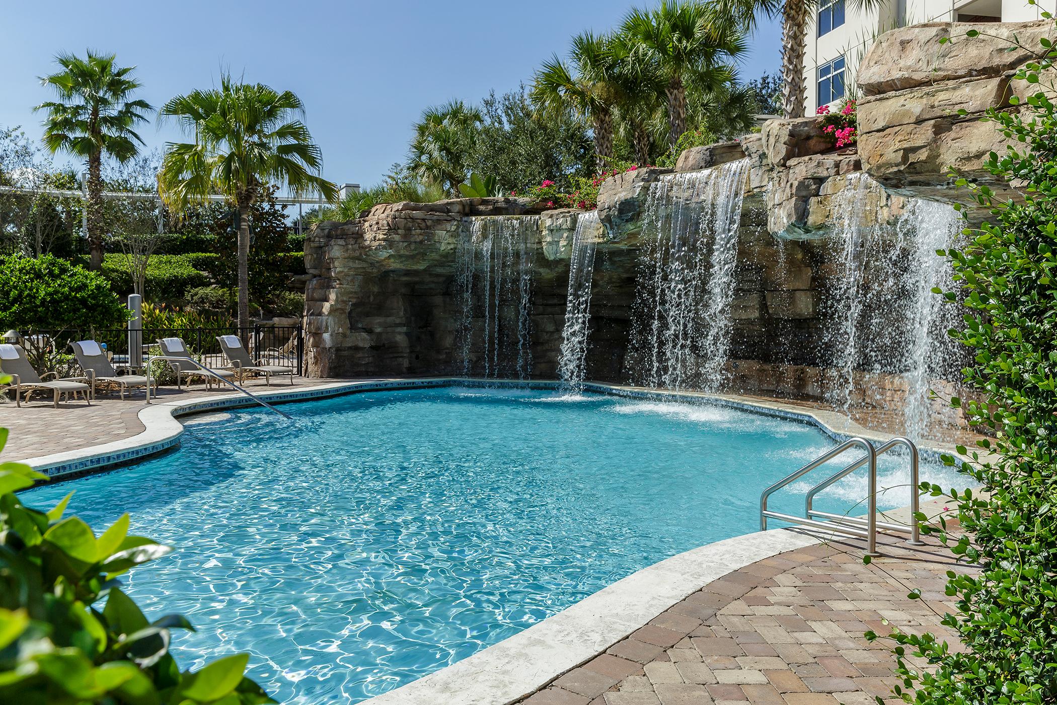 Hyatt Regency Orlando pool