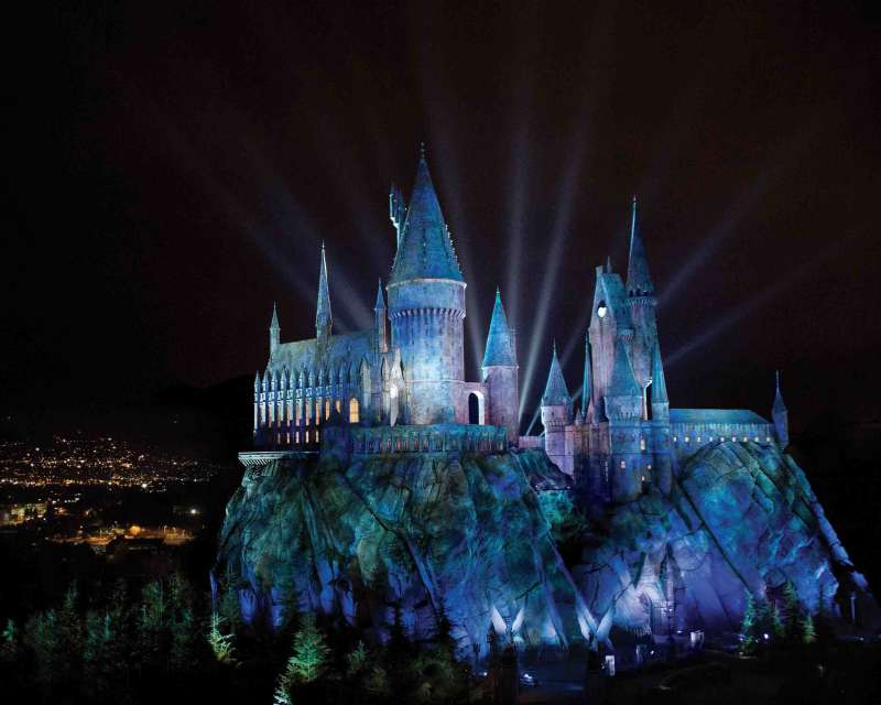 The Wizarding World of Harry Potter  at Universal Studios Hollywood opens April 7, 2016