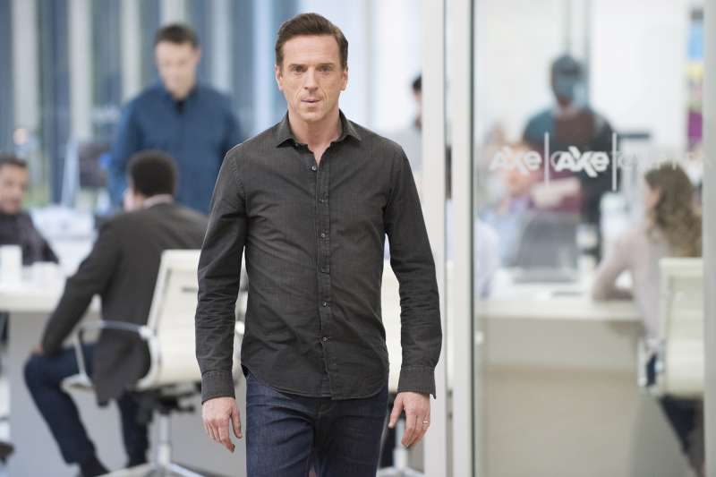 Damian Lewis plays hedge fund manager Bobby  Axe  Axelrod on Showtime's  Billions .