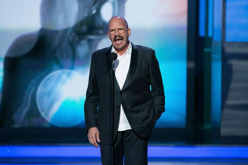 Tom Joyner at the 47th NAACP Image Awards earlier this year.