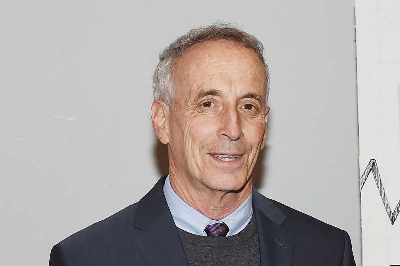 Larry Kotlikoff on March 11, 2016 in New York City